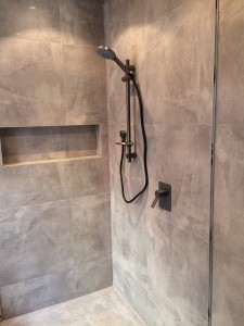 Bathroom Shower Renovation